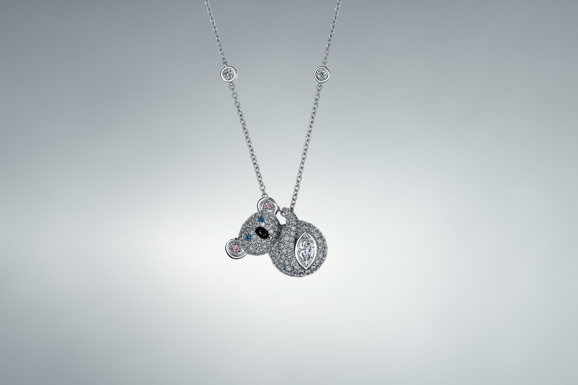 Koala necklace - Maria Kovadi
